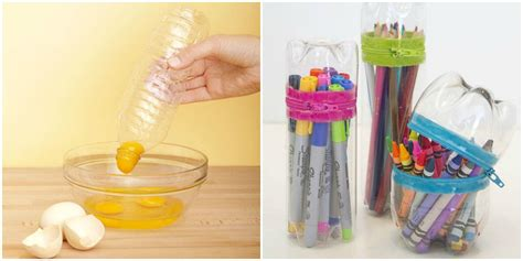 water bottle crafts projects new uses for water bottles water bottle upcycle diy