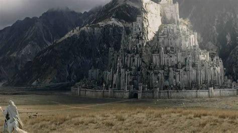 Un projet fou pour reconstruire une ville du Seigneur des anneaux