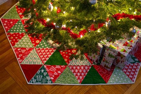 tree skirt uk only quilted tree skirt tutorials i want to try