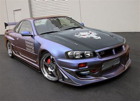 Modification Car by Otomotif Modification Car Skyline