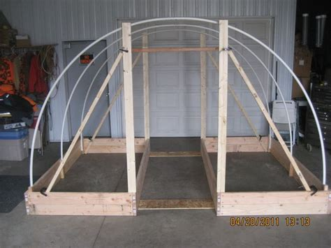 enclosed bed frame 137 best pvc pipe projects images on pvc pipe