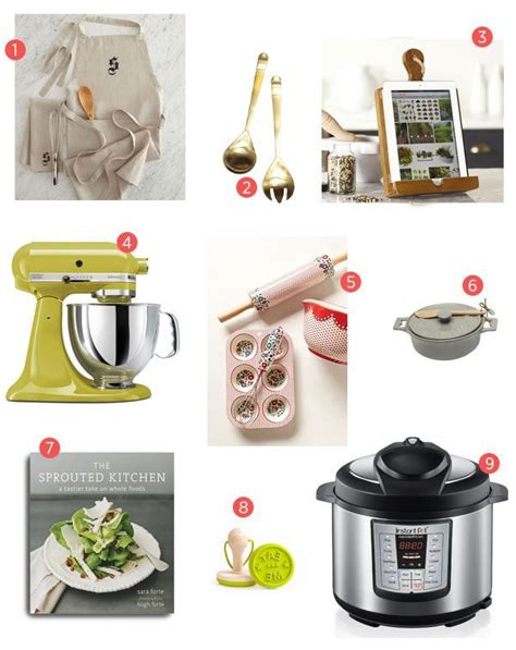 gift ideas for the kitchen the best gift guide for the kitchen addict eatwell101