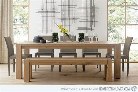 large kitchen tables 15 perfectly crafted large dining room table designs