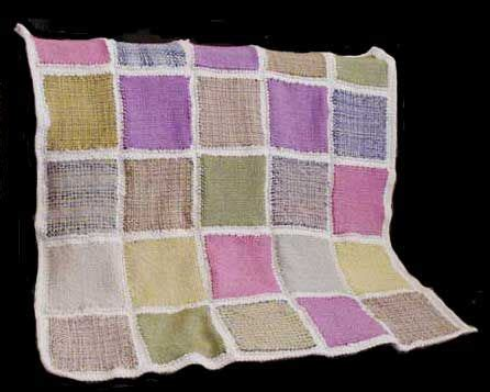 free loom knitting afghan patterns free weaving pattern country style afghan made on an 8