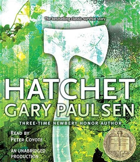 pictures of the book hatchet hatchet compact disc book passage