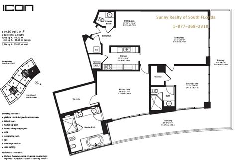icon south floor plans icon miami south condo one sotheby s international