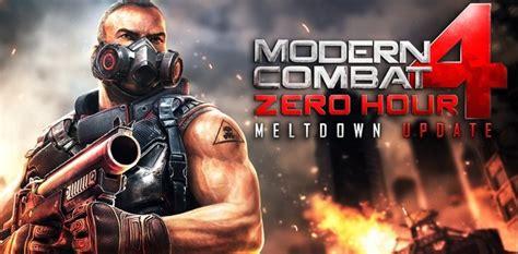 modern combat 4 zero hour 1 1 6 apk sd data files free apkradar