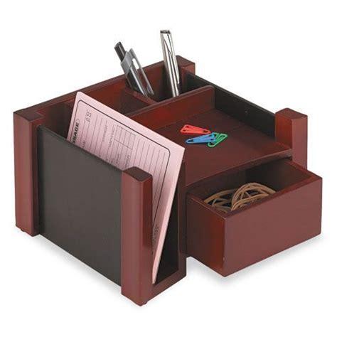 rolodex desk accessories rolodex desk director wood black mahogany office