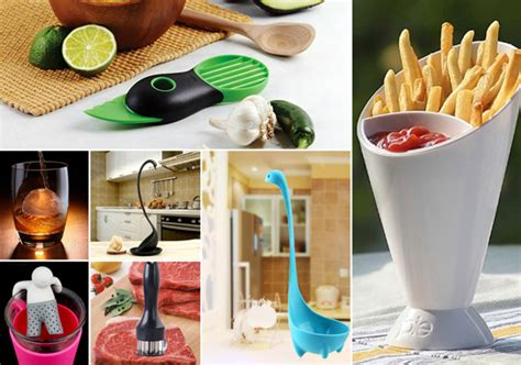 cooking gadgets 10 cool and clever kitchen gadgets design swan