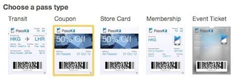 make your own passbook cards your own passbook store loyalty cards with passkit