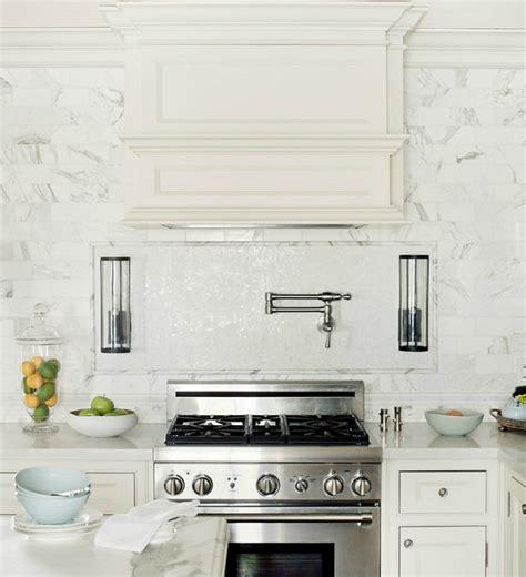 marble backsplash kitchen marble backsplash
