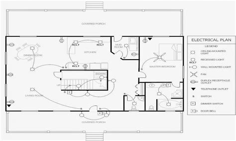 electrical floor plan software electrical floor plan drawing residential wire pro