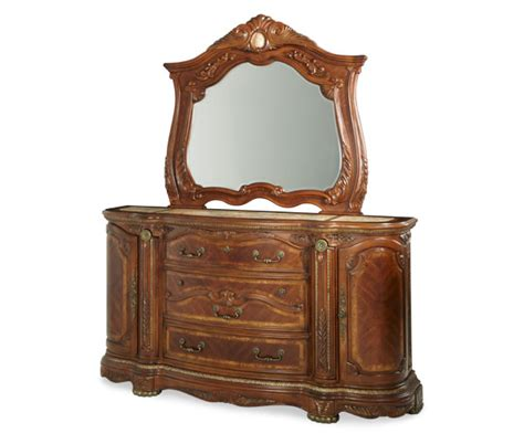 michael amini bedroom furniture michael amini cortina luxury bedroom furniture set honey