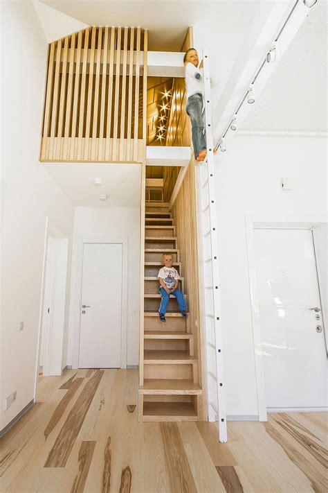 Narrow Bunk Beds room conserving remedies turn modest loft apartment into a