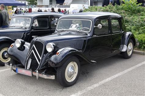 Citroen Traction by Opinions On Citroen Traction Avant