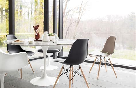 Eames Dowel Leg Chair Replica by Eames Molded Plastic Side Chair Dowel Base Herman Miller