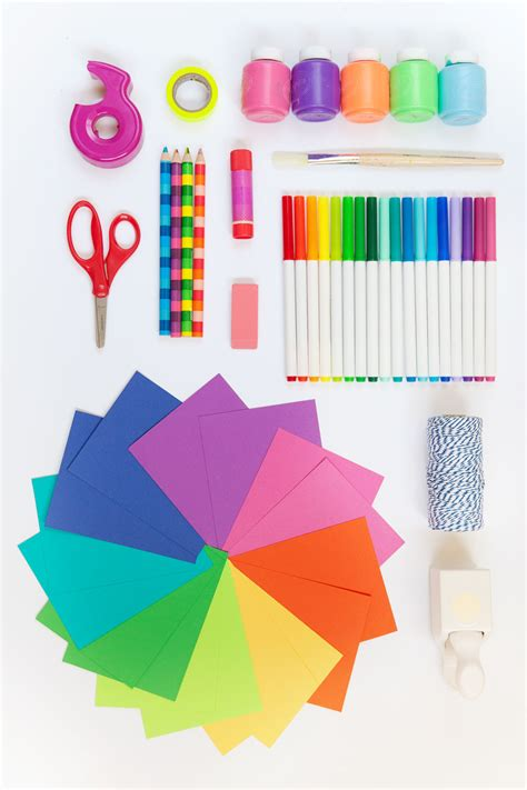 craft supplies tips on crafting with a diy tell and