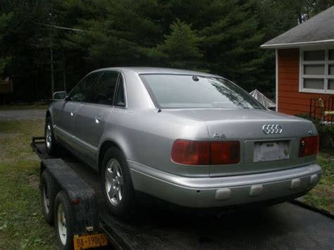how cars engines work 1997 audi a8 parental controls find used 1997 audi a8 quattro base sedan 4 door 4 2l special mechanic in tafton pennsylvania