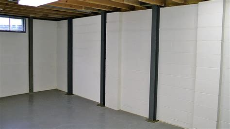 repair basement wall how much does it cost to fix a basement wall