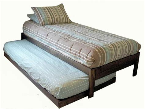 bed and trundle bedroom trundle bed plans ikea how to design trundle bed
