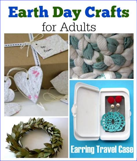 recycled craft projects for adults 17 best images about earth day on wallets