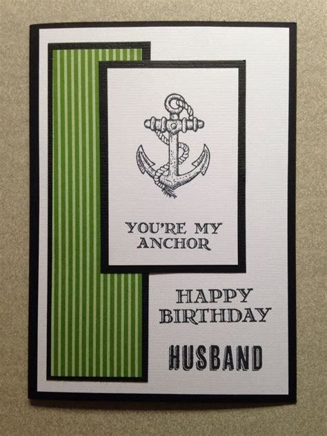 card ideas for husband 25 best ideas about husband birthday cards on