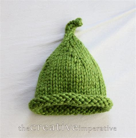 knitted baby hat patterns the creative imperative knitted newborn pea pod and hat