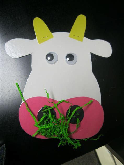 farm animal crafts for cow craft for farm animals unit animal crafts