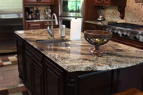 granite kitchen island ideas granite kitchen counters and island cnc stonecrafters