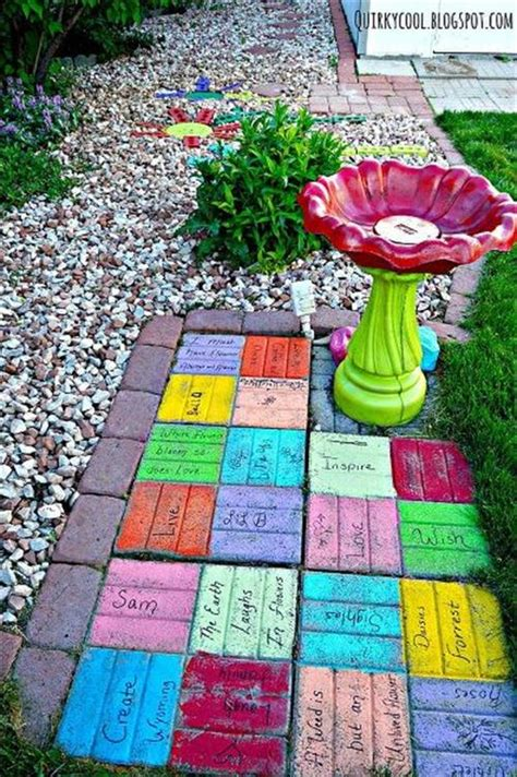 diy craft projects for the yard and garden recycled yard ideas diy diy craft projects