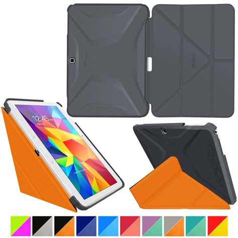 origami tablet roocase origami folding stand smart cover slim