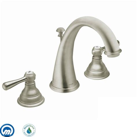 faucet t6125bn in brushed nickel by moen