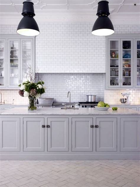 Kitchen White Backsplash 50 shades of grey the new neutral foundation for interiors