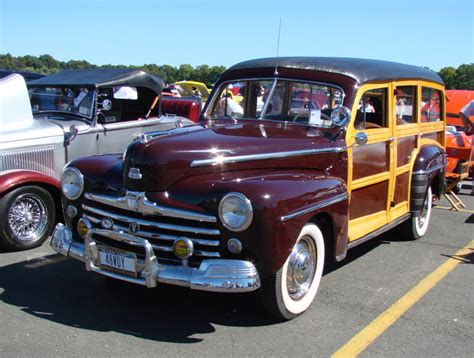 Ford Woody by Ford Woody Station Wagon History
