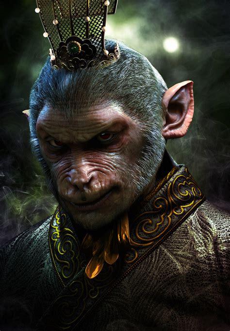 monkey king monkey coolvibe digital artcoolvibe digital