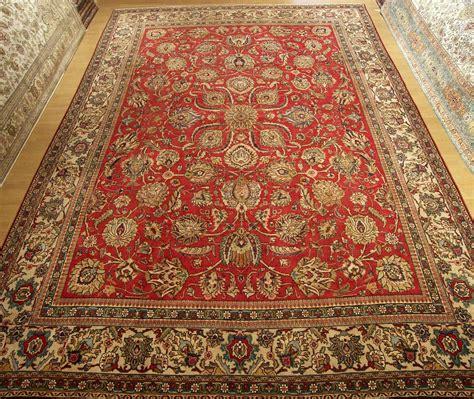 nomads monterey 10x13 antique tabriz rug