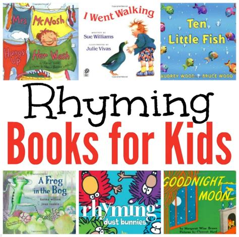 rhyming picture books rhyming books for our favorites