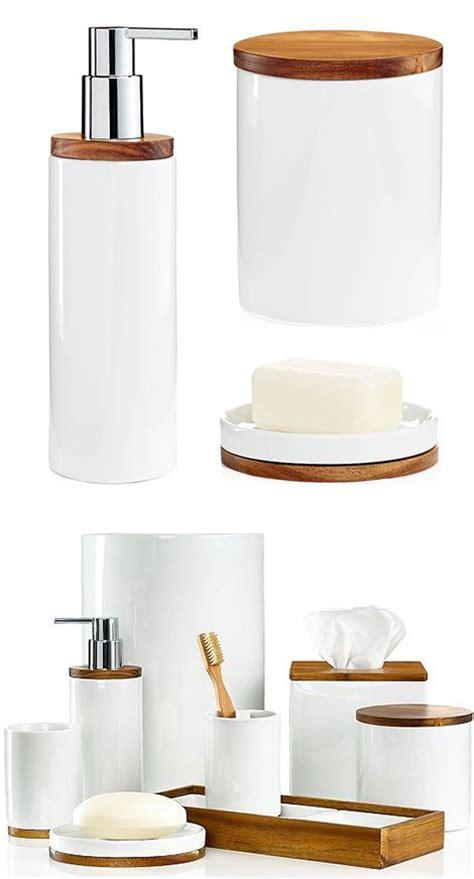 hotel collection bathroom accessories 25 best ideas about modern bathroom accessories on