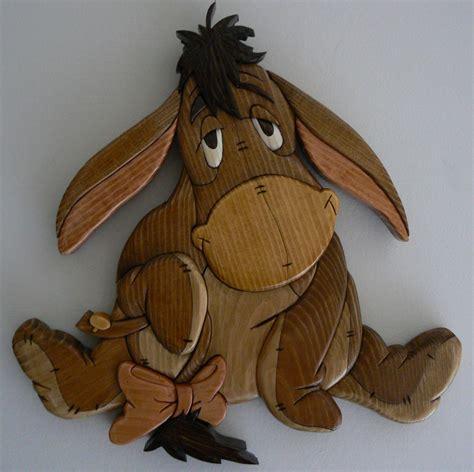 Intarsia Woodworking Crafts