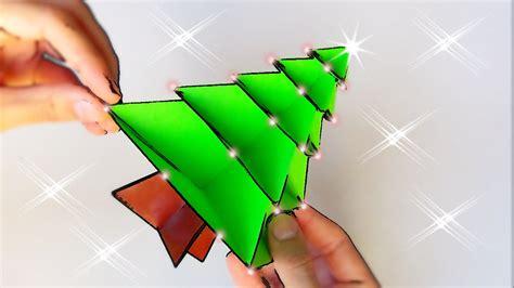 como armar un arbol de navidad c 243 mo hacer un 225 rbol de navidad de papel origami navide 241 o