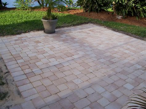 designs for patio pavers diy patio pavers designs decosee