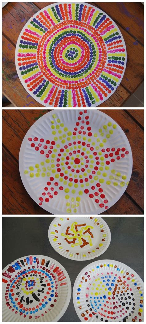 aboriginal crafts for dot painting be a