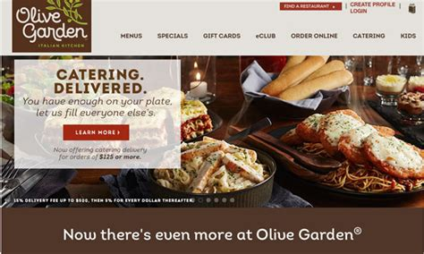 olive garden delivery brandchannel olive garden finds the right recipe for same store sales growth