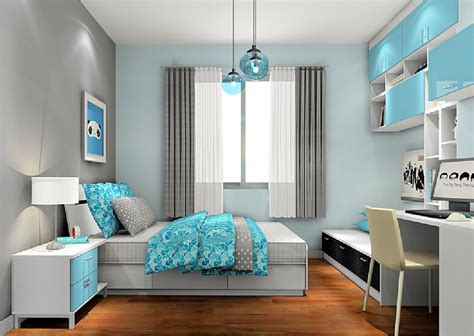 gray interior design 1st place blue and gray bedrooms home design