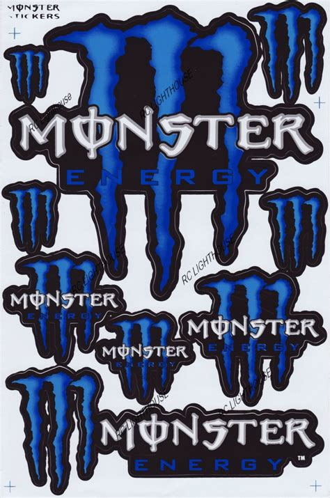Lighthouse Wall Sticker monster energy drink stickers images