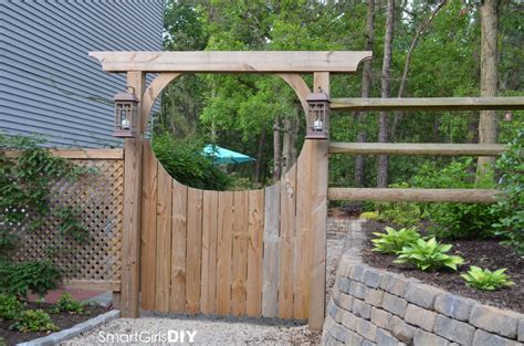 Garden Arbor With Gate Kit 17 Best 1000 Ideas About Arbor Gate On Fence