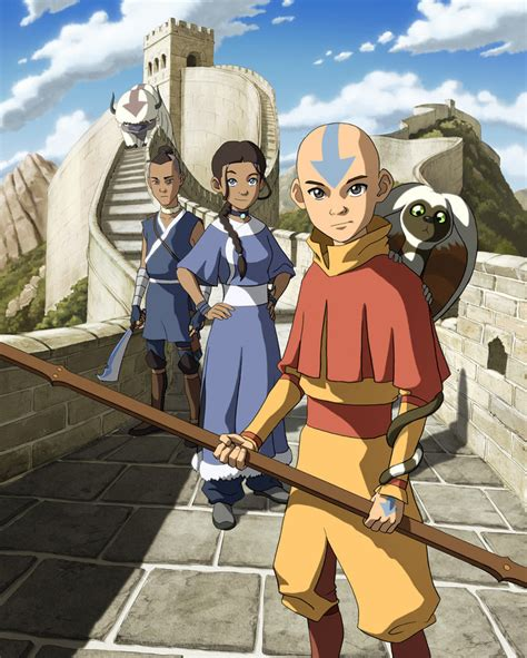 avatar the last airbender animanga corner anime series avatar the last