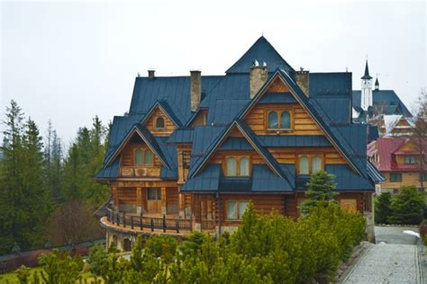 house poland zakopane poland s winter capital in the tatra mountains