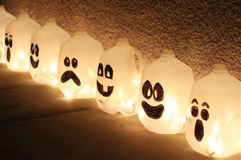 scary crafts for recycling craft ideas earthfirst is your green