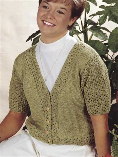knitting patterns for sleeved cardigans free sleeved sweater knitting patterns smart